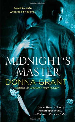 Midnight's Master: A Dark Warrior Novel (Dark Warrior 1)