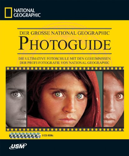 Der große National Geographic Photoguide (8 CD-ROM)