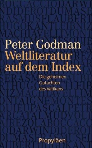 Weltliteratur auf dem Index.