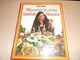 280 Recettes de cuisine familiale libanaise