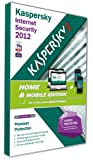 LITEON KASPERSKY SOFTWARE INTERNET SECURITY 2012 2 USER HOME/MOBIL