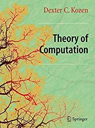 Theory of Computation: Classical and Contemporary Approaches (Texts in Computer Science) by Dexter C. Kozen (2006-05-08)