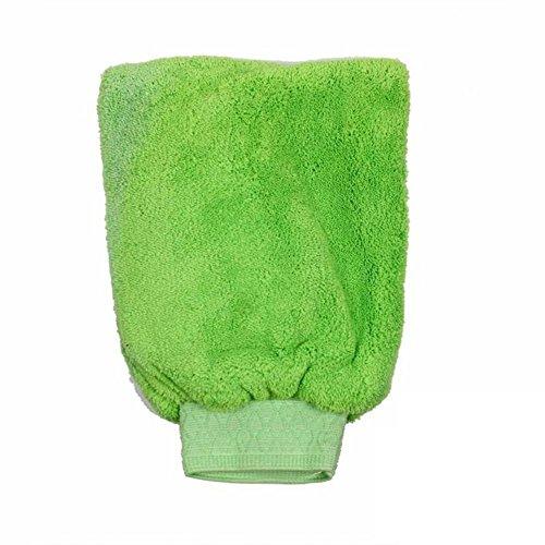 KDGWD 10 Extra confezione grande - premio di ciniglia microfibra Wash Mitt - lavaggio - gratis - panno senza lo zero guanto