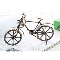 Creative Home Decor Moda Metal Decoración Manualidades de Regalo Manualidades Hierro Bici Modelo