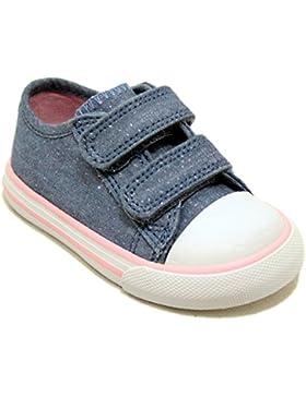 Zapatillas para ni�a, color Azul , marca CHICCO, modelo Zapatillas Para Ni�a CHICCO CEDRINA Azul