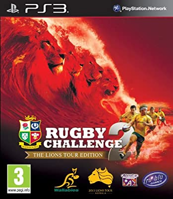 Rugby Challenge 2 - The Lions Tour Edition by Alternative Software