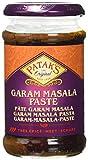 Patak'S Curry Garam Masala Piccante in Pasta con Cannella e Zenzero - 250 ml