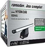 Rameder Pack Barres de Toit Tema pour Hyundai KONA (118819-38087-1-FR)