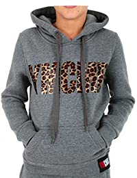 Ymcmb - Sweat Ymcmb enfant gris léopard 8 ans - 8 ans
