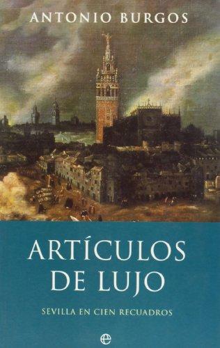 Articulos De Lujo/ Luxury Articles Cover Image