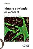 Image de Muscle et viande de ruminant
