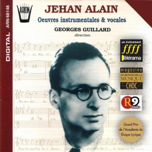 Quatre pièces pour orgue: Jules Lemaître