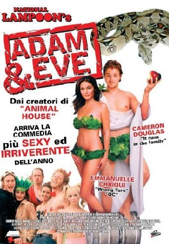 Bild von Adam & Eve [IT Import]