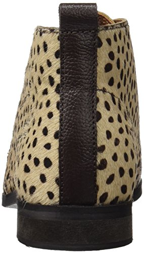 Gioseppo 26432, Scarpe da Ginnastica Basse Donna Marrone (Cheetah)
