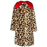 Dolce & Gabbana Damen Damenmantel Mäntel Braun EU 40 (UK 8) F0V07FFUPU8X0822