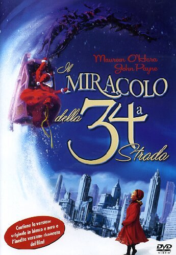 Miracolo nella 34a strada (edizione speciale) [IT Import] (Miracle On 34th Street)