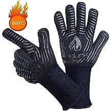 Grillhandschuhe Rösle Handschuhe Grill Lederhandschuhe BBQ Barbecue Handschutz