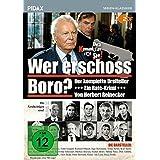 Wer erschoss Boro? / Der komplette 3-teilige Rate-Krimi von Herbert Reinecker