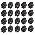 20Pcs Fishing Clip Rod Pole Holder Rack Storage Clamps Accessories from Mayitr