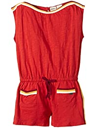 Roxy Marine Combi-short à manches courtes Fille Heritage