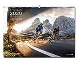 Rennrad Kalender 2020 by Markus Greber. Der legendäre Wandkalender in seiner zweiten Ausgabe