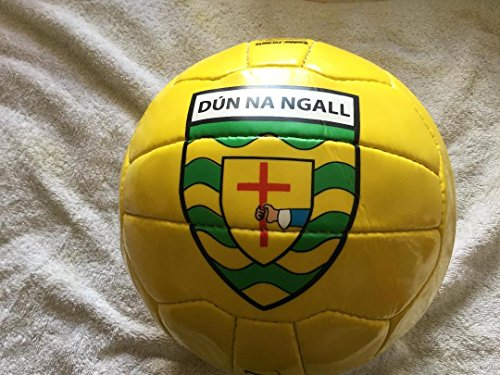 DONEGAL Offizielles GAA County (Alle Irland Größe 5Fußball Sehr Limited Lager -