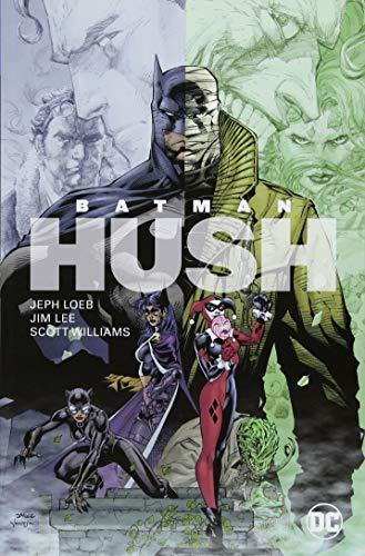 Price comparison product image Batman: Hush (Neuausgabe): Bd. 1 (von 2)