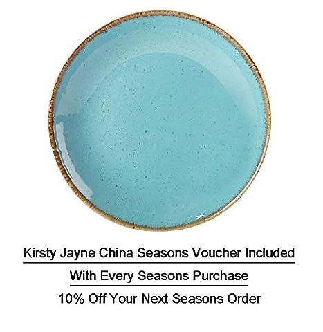 (187628SS) NEW Seasons Range of rustic inspired tableware by Porcelite