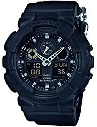 Casio G-Shock Men's Watch GA-100BBN-1AER