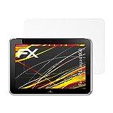 atFolix Schutzfolie kompatibel mit HP Elitepad 900 Bildschirmschutzfolie, HD-Entspiegelung FX Folie (2X)