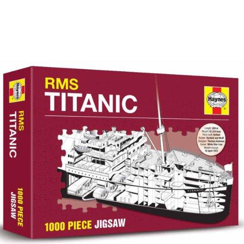 Haynes Jigsaw Titanic
