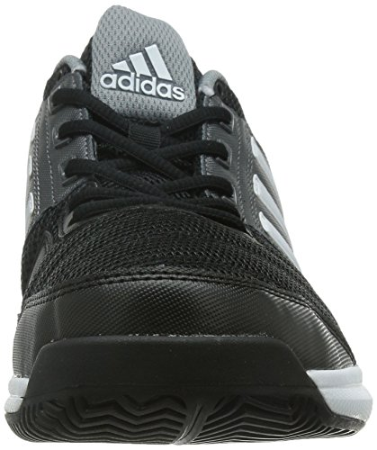 adidas Unisex-Erwachsene Barricade Approach Tennisschuhe Schwarz (Core Black/Ftwr White/Night Met. F13)
