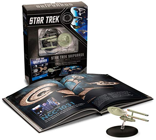 Star Trek Shipyards Star Trek Starships: 2151-2293 The Encyclopedia of Starfleet Ships Plus Collectible por Ben Robinson
