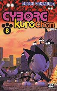 Cyborg Kurochan Edition simple Tome 8