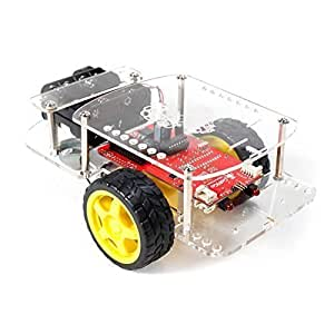 Dexter Industries Go Pi Go Robot For The Raspberry Pi