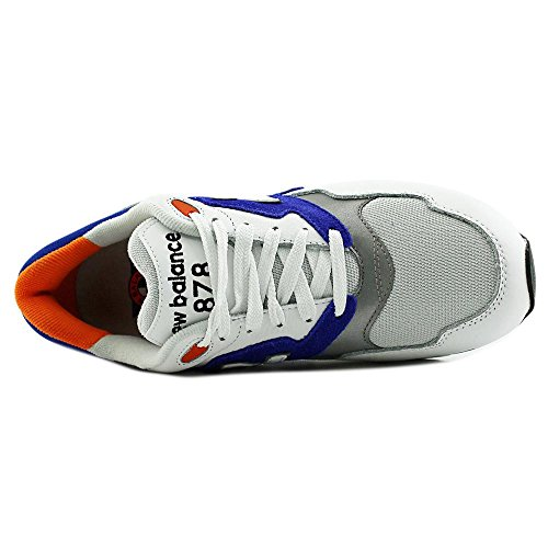 New Balance ML878 Hommes Cuir Baskets AAB