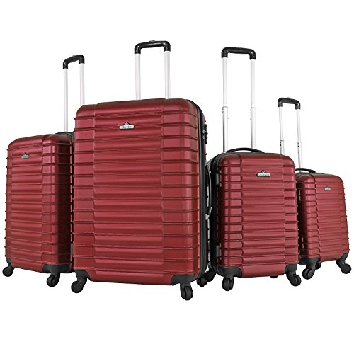 vojagor-set-of-4-hard-shell-trolley-suitcases-travel-luggage-different-colours-bordeaux
