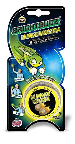 Grandi Giochi GG00236, Magisches Glühwürmchen,, 1 Stück Centro-smartphone