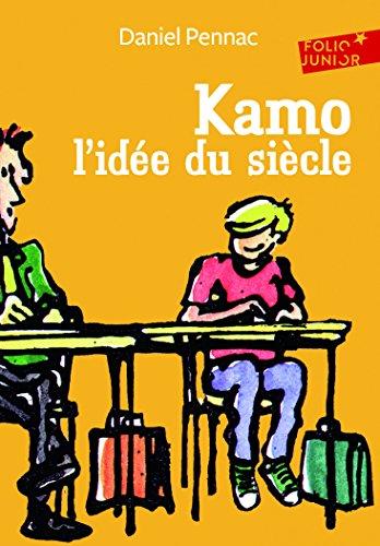 Une aventure de Kamo, 1:Kamo. L'ide du sicle