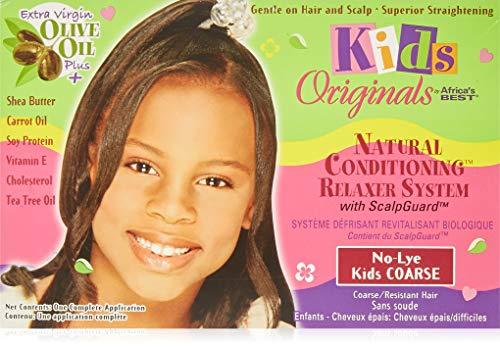 AFRICA'S BEST Kids Organic Relaxer Kit Super -