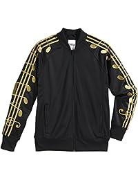 adidas gold jacke