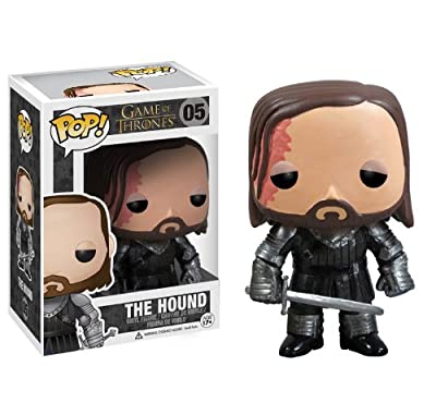 Game of Thrones Pop! Vinyl - The Hound #05