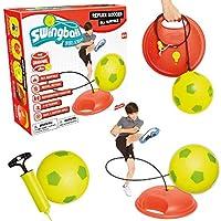 Swingball Reflex Soccer Game - Tether Soccer - Come Back Soccer Ball – Ages 6+
