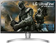 LG 27 inch 4K-UHD (3840 x 2160) HDR 10 Monitor (Gaming & Design) with IPS Panel, HDMI x 2, Display Port, A