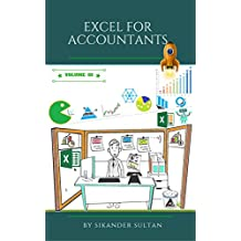 EXCEL FOR ACCOUNTANTS: VOLUME III (English Edition)