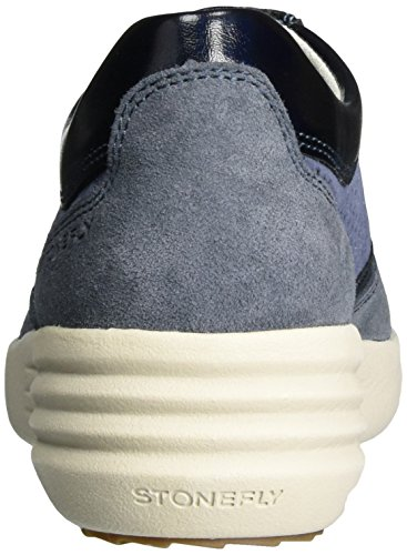Stonefly Damen Romy 13 Sneakers Blau (DENIM 124)