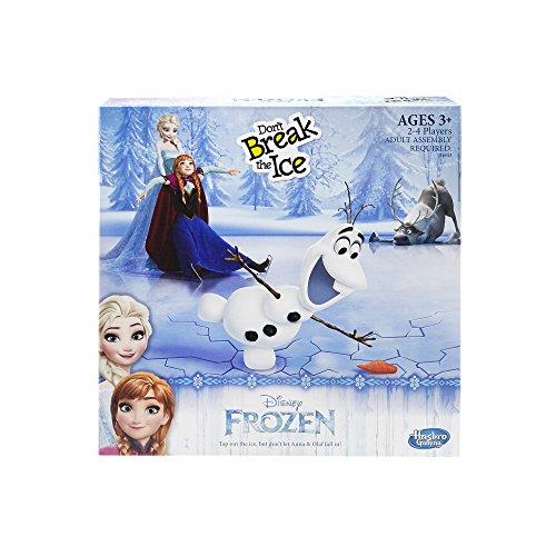 Hasbro – B4643 – Disney Frozen: Die Eiskönigin – Don't Break the Ice Game [UK Import]