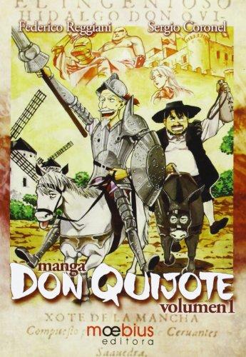 DON QUIJOTE 01 (COMIC)