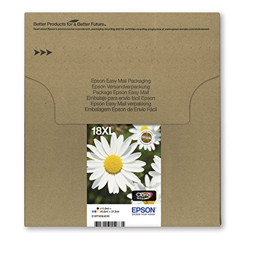 epson-daisy-18xl-claria-home-ink-easy-mail-cartridges-pack-of-4-colours