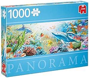 Jumbo- Paraíso de Agua Puzzle de 1000 Piezas (18519.0)